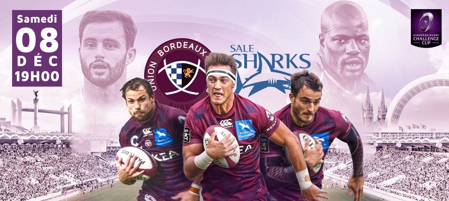 UBB - Sale Sharks - Challenge Cup