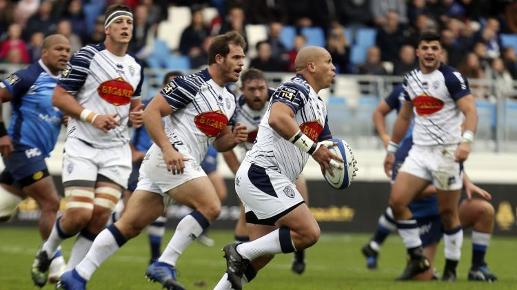 SU Agen - UBB - Challenge Cup Coupe d Europe