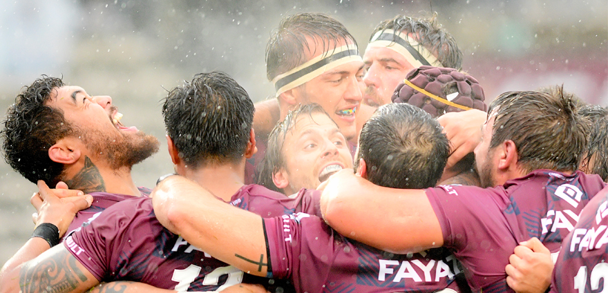 Julien Delmas Calendrier.Match Union Bordeaux Begles Ubb Rugby Notre Force