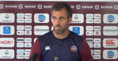 Point Presse avant Paris - UBB