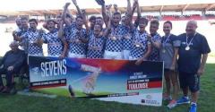 Les cadets béglais champions de France à 7 !