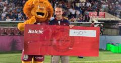 Gagnez jusqu'à 5 000 € avec Betclic