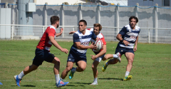 Les entraînements rugby de la semaine du 9 septembre