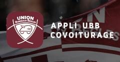 Covoiturage pour UBB - Toulon : testez l'appli iphone