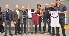 Rugby fauteuil  : UBB et Drop de béton renforcent leur partenariat
