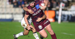 L'UBB plie face au vice champion