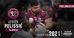 Jandre Marais et Adrien Pelissié jusqu'en 2021