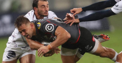 L'UBB s'incline face aux Sharks 19-17
