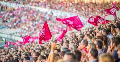 L'UBB conserve le plus grand public de France pour la 6ème saison consécutive