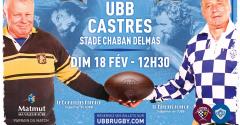 Le Castres Olympique à Chaban