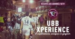 Dernier vainqueur de l'UBB XPERIENCE